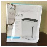 Pure Zone 3-In-1 True HEPA Air Purifer