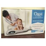 Ozeri All-In-One Digital Baby Scale
