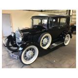 1928 Model A 2 Door Sedan