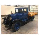 1929 Flatbed Chevy Pickup