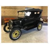1925 Model T