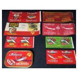 Assortment of Original Tin Can Labels &