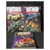 Batman Knightfall - Part 1, 2 and 3