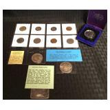 Foreign Coins, Ancient Roman Coin, Old Mexican