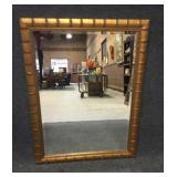 Mirror w/ Decorative Frame
