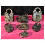 7 Vintage Locks