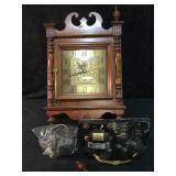 Nutone Vintage Doorbell Clock