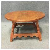Solid Wood Side/Coffee Table