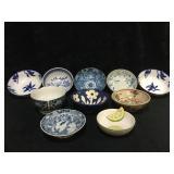 Variety of 10 Bowls