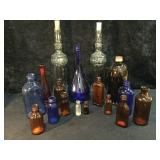 17 Collectible Bottles