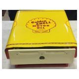 Golden Shell Motor Oil Cash Drawer