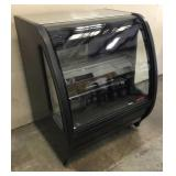 Torrey Curved Glass Deli & Bakery Display Case
