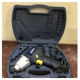 Mastercraft Impact Drill With Carrying Case