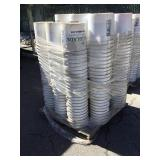 Pallet of 5 Gallon Buckets Roughly 153 Buckets
