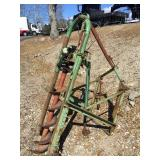 Three Point Hitch Post Hole Digger w/ Auger PTO