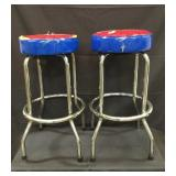 2 Shop Stools 29 In. Tall