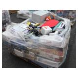 Pallet of Misc Consumer Goods