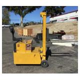 Electric Forklift 110 Charging Power