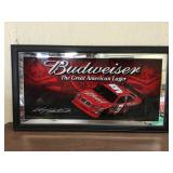 Budweiser Framed Picture