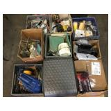 Pallet of Misc Tool Items & Misc.