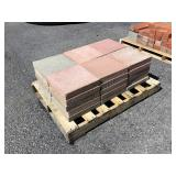 Pallet of Square Pavers