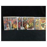 Justice League 1990, Supergirl 1994, Creeper 2006