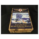 12 Wings of Texaco 1927 Ford Tri-Motored Monoplane
