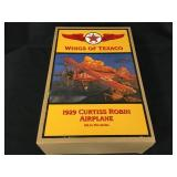 3 Texaco Curtiss Robin and 1 Mystery Plane