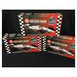 15 Mario Andretti Texaco Race Car Banks