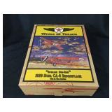 12 Wings of Texaco Spokane Sun God 1929 Planes
