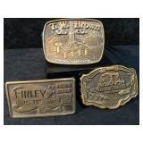 Brass Belt Buckles USA