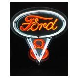 Neon Ford Sign