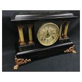 Seth Thomas Mantle Clock with 6 Columns