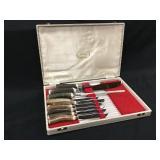 Real Stag Horn Cutlery English Set