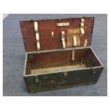 1943 Army Engineer Trunk