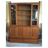 Executive Display Cabinet