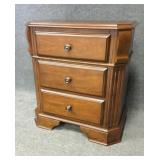 Ashley Furniture 3 Drawer Night Stand