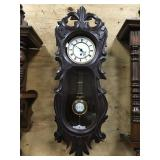 Vienna Time Only with Carved Case
