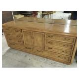 8 Drawer Dresser with Lingere Cupboard/Drawer