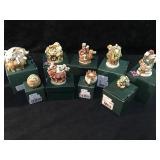 9 Harmony Kingdom Decorative Collectibles