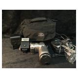 Sony Digital Still Camera & Pentax AF200T with