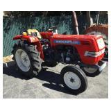 Shibaura SD2200 Diesel Tractor