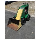Kanga Power Mini Skid Steer w/ Bucket