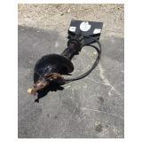 Auger For Kanga Power Mini Skid Steer