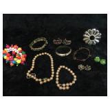 Misc Costume Jewelery