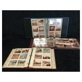 3 Photo Albums of Real Circus, Animals &