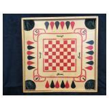 2 Sided Carrom Board Game