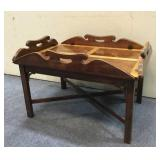 Coffee Table w/ Fold Up Sides