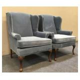 Light Blue Chairs
