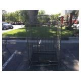 Large Metal Cage